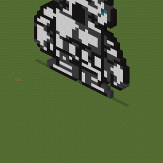 Screenshot for Star Wars pixel art