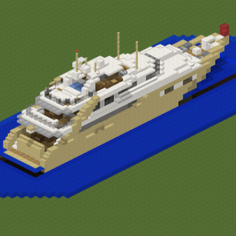 Screenshot for Luxury ship