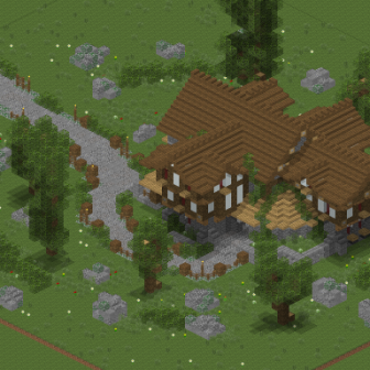 Screenshot for Cozy little Medieval House
